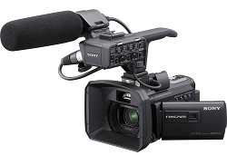 HD Sony Cameras